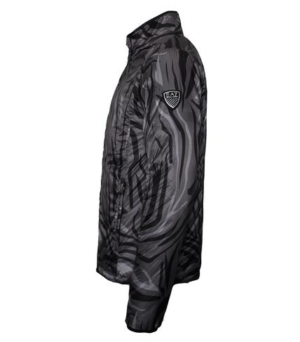 Panska podzimni bunda Emporio Armani EA7 Blouson Jacket Argento 2_2.png