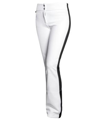 Damske lyzarske kalhoty Roberta Tonini W77-C White-Black 1.png