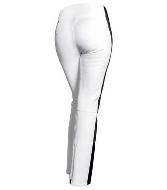 Damske lyzarske kalhoty Roberta Tonini W77-C White-Black 2.png