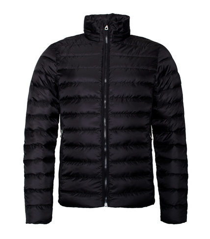 Panska podzimni bunda Emporio Armani EA7 Down Jacket 6ZPB14 Black 1.png
