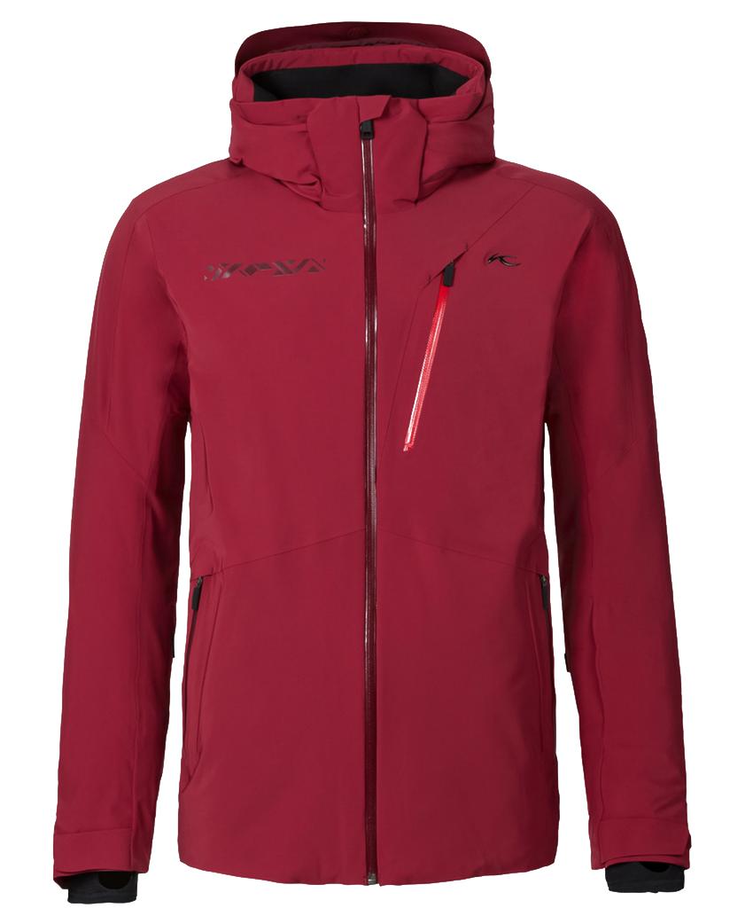 Pánská lyžařská bunda Kjus Formula Jacket Biking Red. Dostupnost Skladem na  SKIMAX Store v Olomouci f295302076