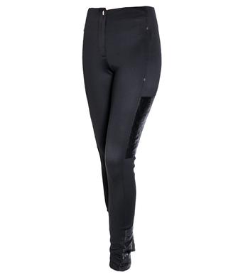 Damske kalhoty Emporio Armani EA7 Leggings 6ZTP75 Black 1.png