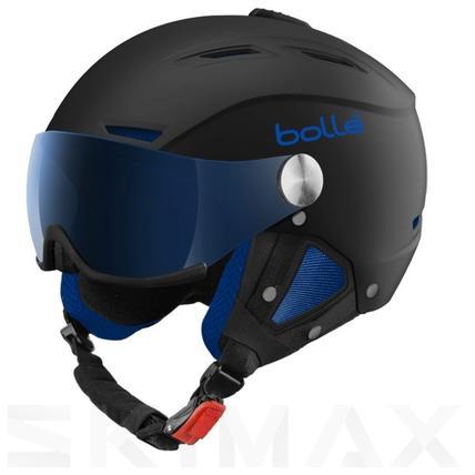Lyzarska helma se stitem Bolle Backline V. BlackBlue_.jpg
