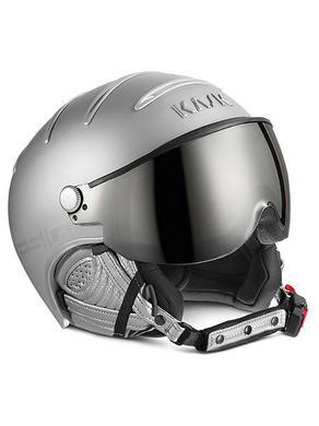 Lyzarska helma se stitem Kask Class Shadow Silver 1.jpg