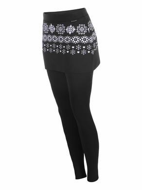 Damske funkcni kalhoty Newland N4 5630 Nero Bianco 1.jpg