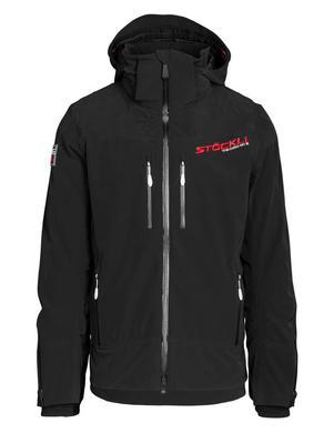 Panska lyzarska bunda Stockli Sport WRT Black 1.jpg