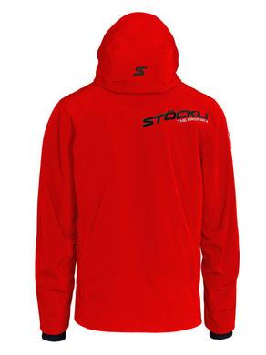 Panska lyzarska bunda Stockli Sport WRT Red 2.jpg