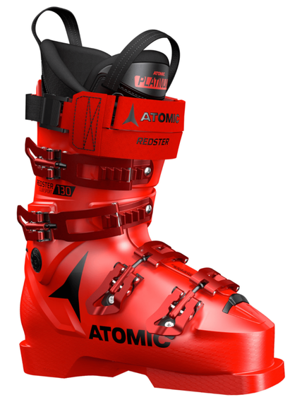 Panske lyzarske boty Atomic Redster Club Sport 130 RedBlack (1).png