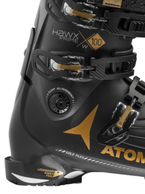 Damske lyzarske boty Atomic Hawx Prime 100 W BlackGold.png