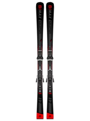 Sjezdove lyze Salomon E SMAX 12 + Z12 GW F80 Bk (1).png