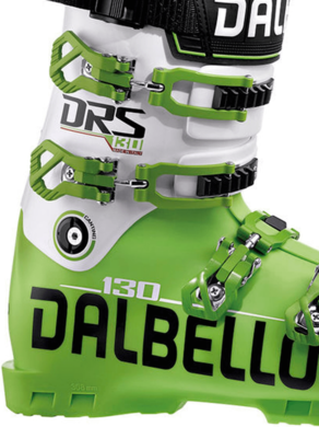 Panske lyzarske boty Dalbello DRS 130 Uni LimeWhite.png