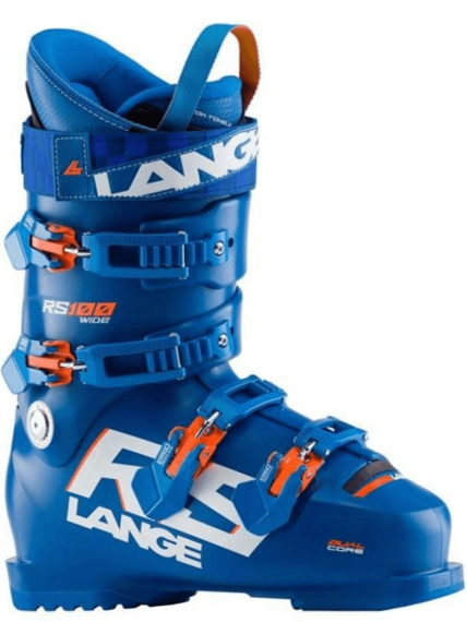 Panske lyzarske boty Lange RS 100 Wide Power Blue (1).png