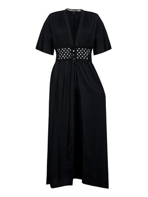 Damske_saty_Karl_ Lagerfeld_ Long_Dress_Black_1.jpg.jpg