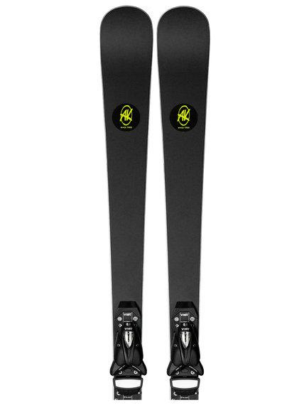Sjezdove-lyze-AK-Ski-Piste-Yellow-deska-Vist-Speedlock-Pro-16Li-vazani-Vist-412-Half-Yellow-2021-3