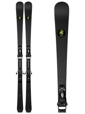 Sjezdove-lyze-AK-Ski-Piste-Yellow-deska-Vist-Speedlock-Pro-16Li-vazani-Vist-412-2021-1