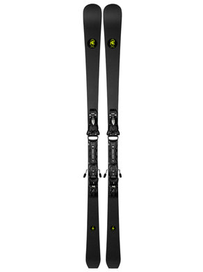 Sjezdove-lyze-AK-Ski-Piste-Yellow-deska-Vist-Speedlock-Pro-16Li-vazani-Vist-412-2021-2