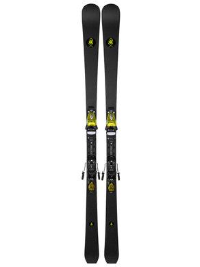 Sjezdove-lyze-AK-Ski-Piste-Yellow-deska-Vist-Speedlock-Pro-16Li-vazani-Vist-412-Yellow-2021-2