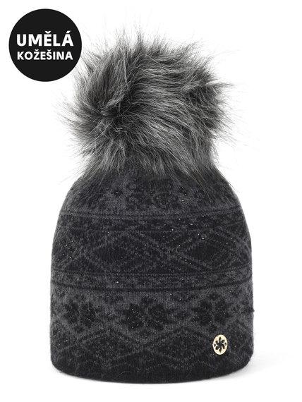 Damska-zimni-cepice-Granadilla-Bloom-Faux-Fur-001-Black-1.jpg