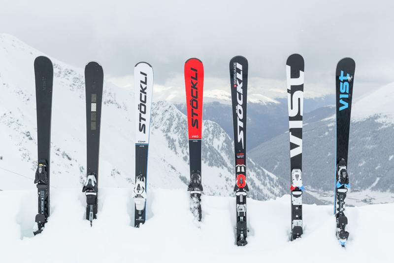 Ako vybrať lyže