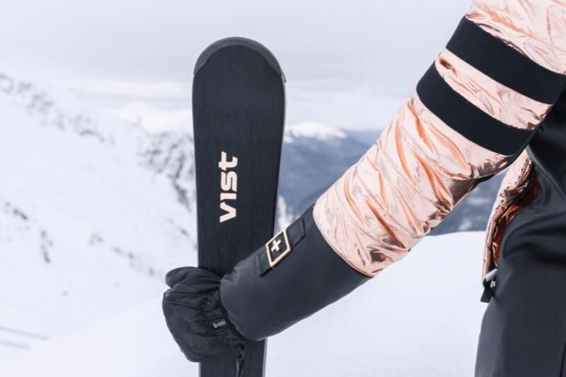 damské lyže
