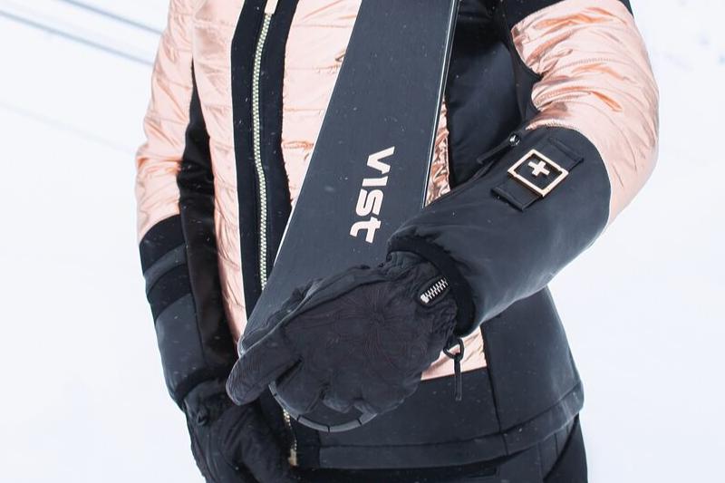 dámské lyže