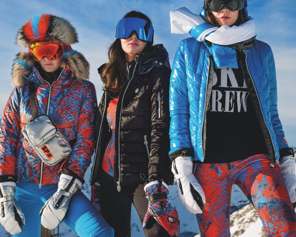 Sportalm zimní a lyžařské kolekce