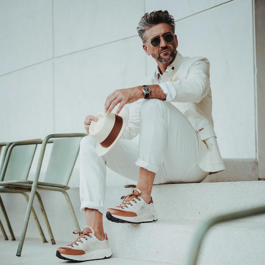 Luxusná móda pre gentlemanov - Luis Trenker