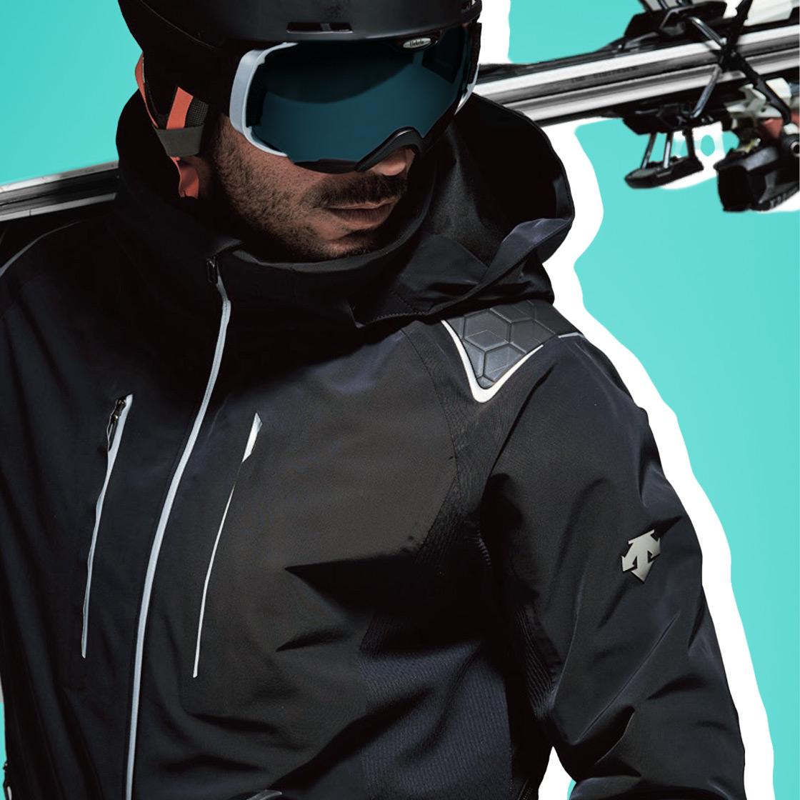 Kvalitní lyžařské oblečení Descente se slevou až 50%