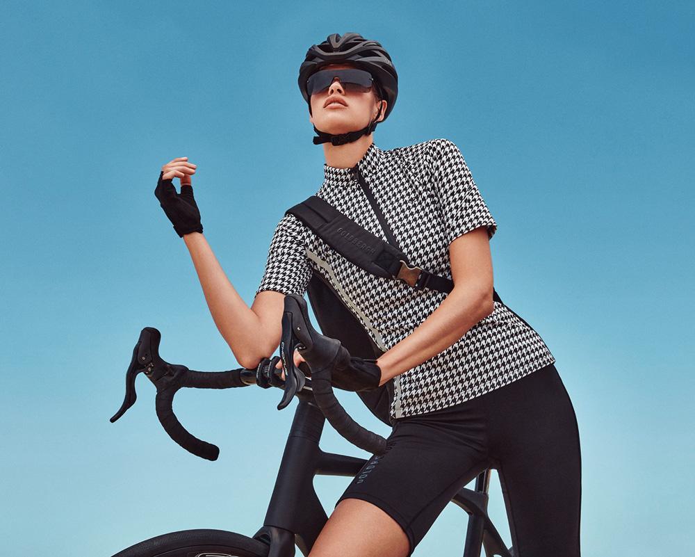 Najštýlovejšie dámske oblečenie na bicykel