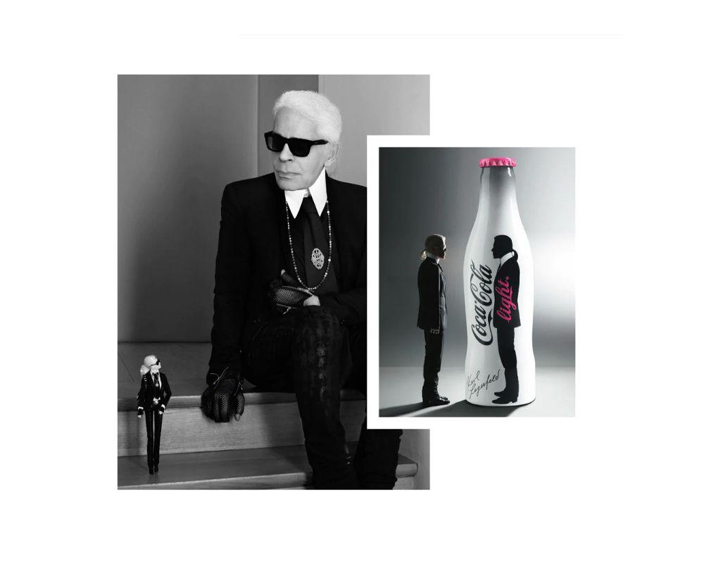 Ikonická značka Karl Lagerfeld