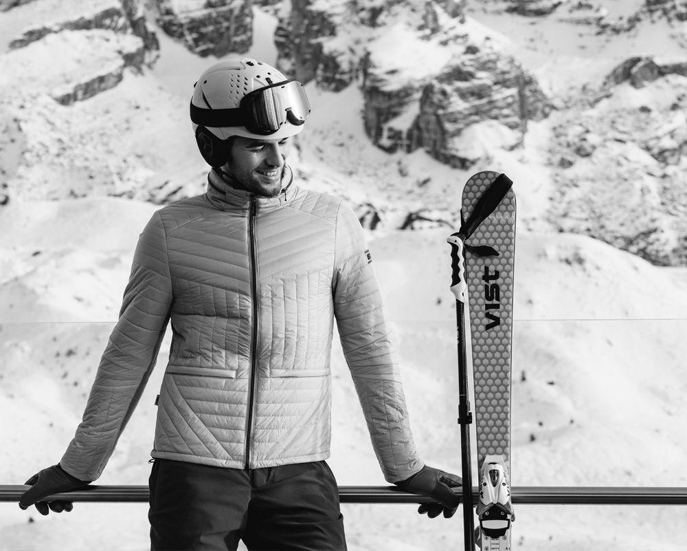 O lyžiarske značke Vist