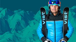 prodejna lyží a lyžařských potřeb