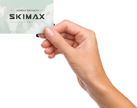 Věrnostní program SKIMAX